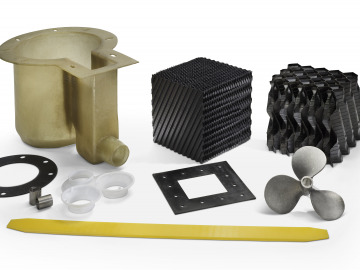 Aftermarket Filtration, Clarification and Separations Product Group Parts
