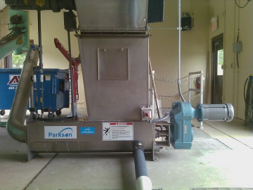 Aqua WashPress® Dewatering Screw Press