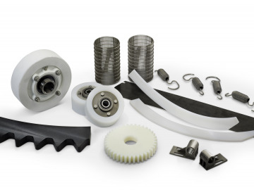 Aftermarket Screening and Headworks Group Parts