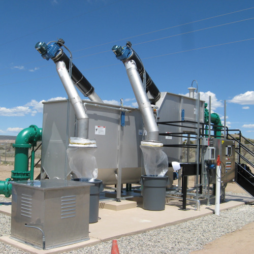 Combi® Package Headworks System& Septic Receiving Station