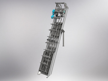 Aqua Caiman® In-Channel Articulating Rake Screen