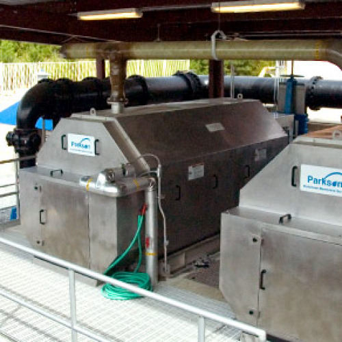 Hycor® Liquid/Solid Separation brand of screening, washing and dewatering