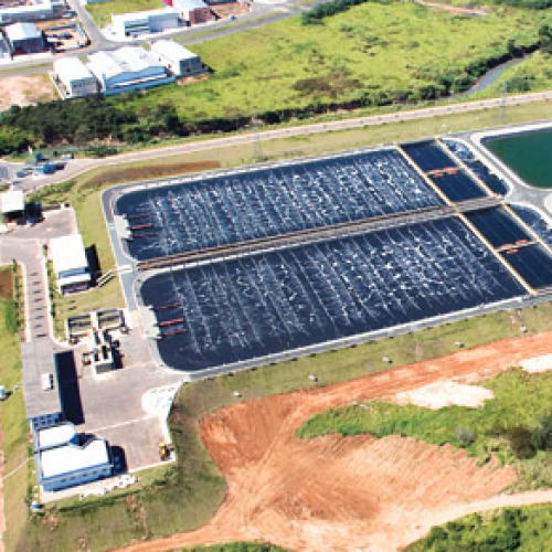 Biolac® System, an extended aeration and activated sludge process